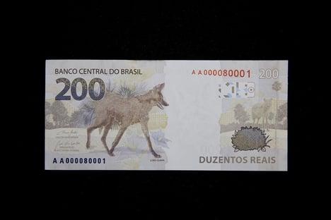 Lobo-guará da nota de R$ 200 vai se aposentar logo, diz Guedes