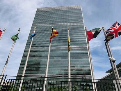 Vídeo: pandemia da Covid-19 faz embaixadores da China e dos EUA baterem boca na ONU