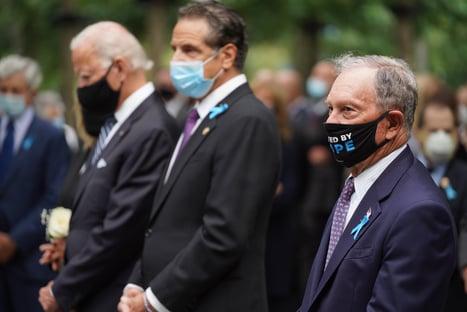 Michael Bloomberg arrecada US$ 16 milhões para ajudar ex-presidiários a votar