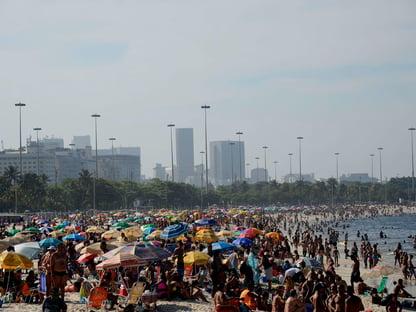 Rio mantém tendência de alta de mortes por Covid-19