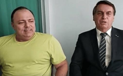 Bolsonaro tenta tirar Coronavac da órbita de Doria