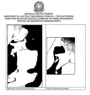 O flagra dos R$ 33 mil na cueca de Chico Rodrigues