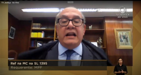 """""""Vamos inventar uma grande jabuticabeira"""", diz Gilmar contra suspensão de liminares de ministros"""