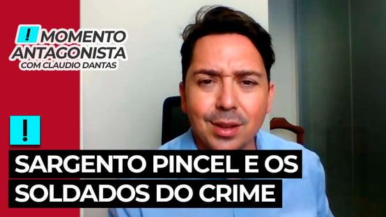MOMENTO ANTAGONISTA: Sargento Pincel e os soldados do crime