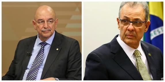 Pauta de reunião entre Osmar Terra e ministro de Minas e Energia não é divulgada