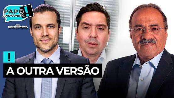 """Vídeo: Chico Rodrigues em um mar de """"lama"""" – Papo com Claudio Dantas"""