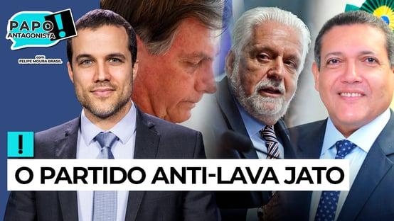 AO VIVO: PT E BOLSONARO JUNTOS COM KASSIO – Papo Antagonista com Mario Sabino