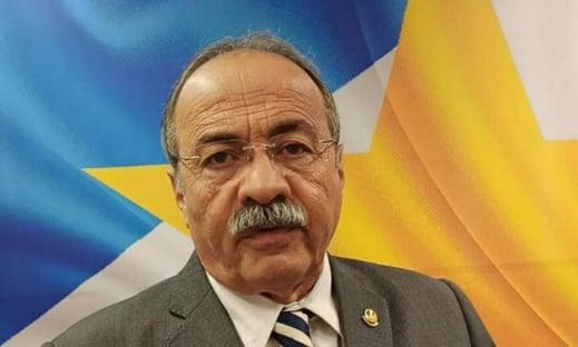 Chico Rodrigues, senador e secretário de Saúde de Roraima