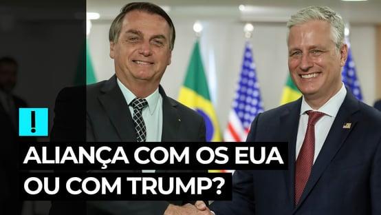 Vídeo: aliança com os EUA ou com Trump?