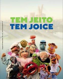 Joice usou imagens dos Muppets sem autorização da Disney