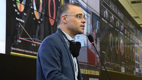 Tentativa de ataque ao TSE não afetou lisura da eleição, diz André Mendonça