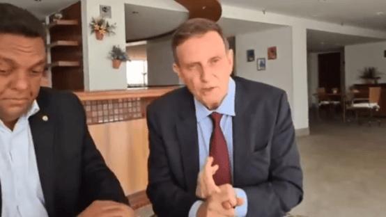 Crivella diz que eleição de Paes resultará em pedofilia nas escolas