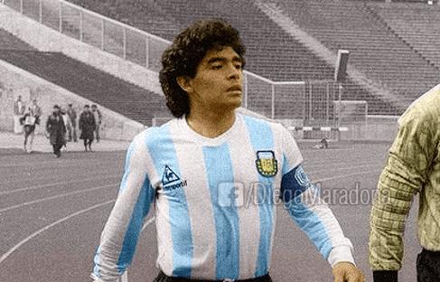 Papa diz que lembra de Maradona em suas orações