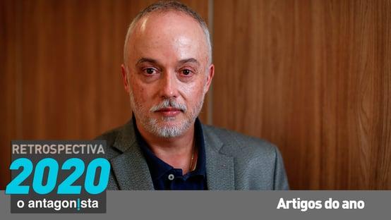 """Carlos Fernando dos Santos Lima: """"As pandemias que assolam o Brasil"""""""