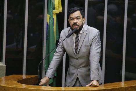 DEPUTADO FEDERAL É PRESO EM FLAGRANTE