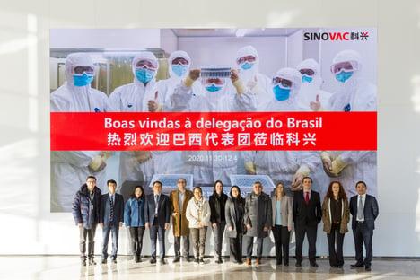 Anvisa começa inspeção da Coronavac na China