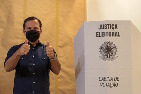 O presente de Bolsonaro para Doria