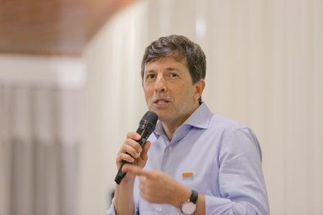 Apoiador de Covas, Amoêdo ainda não declarou voto no Rio