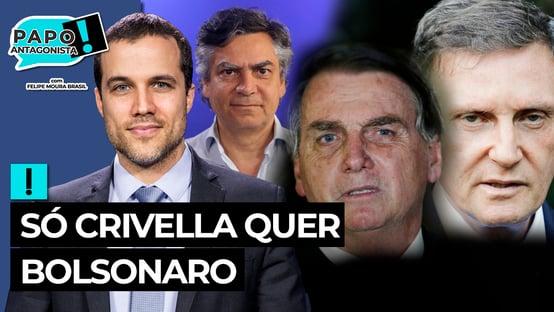 Presidente à procura de um culpado – PAPO com Diogo Mainardi
