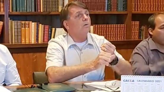 Bolsonaro diz que votaria da mesma maneira que Kassio a favor de Lula