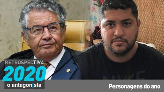 Marco Aurélio Mello e a soltura do chefão do PCC