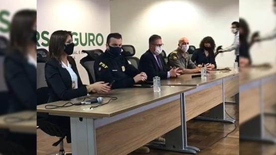 Polícia prende mais 8 suspeitos de participação no assalto em Criciúma