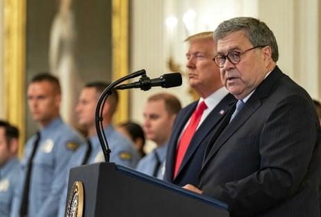 Secretário de Justiça de Trump diz não haver evidência significativa de fraude eleitoral