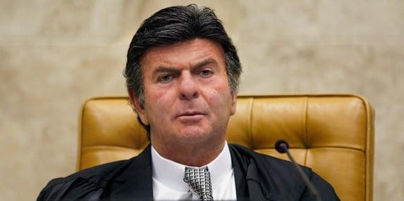 Fux: STF não pode ter retrocessos no combate à corrupção