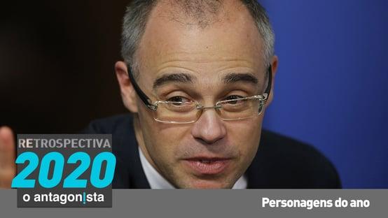 André Mendonça, terrivelmente servil
