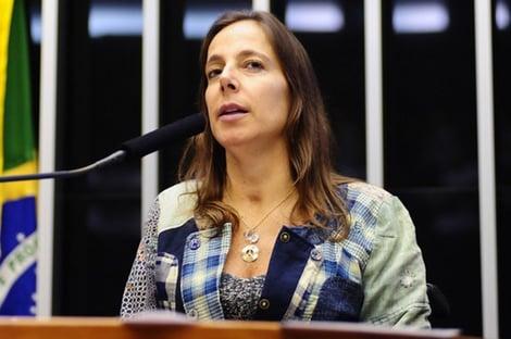 Mara Gabrilli declara apoio a Simone