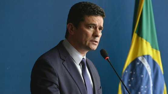 "Moro comemora: ""Brasil pode trabalhar junto como um só país"""