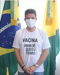 """""""Vacina: me dê que eu tomo"""""""