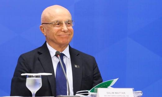 Salim Mattar vira consultor do governo Zema