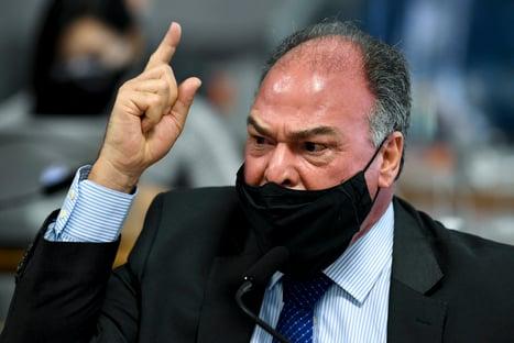 """Líder do governo compara CPI da Covid à Lava Jato: """"Sofri acusações que não se sustentaram"""""""