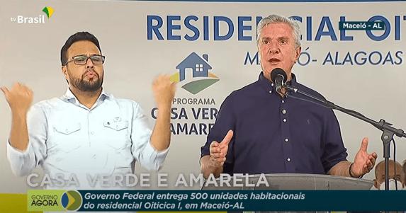 O discurso lulista de Collor durante o evento de Bolsonaro