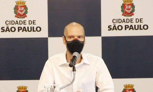 """Bruno Covas: """"Fiquem bem e até breve"""""""