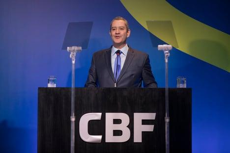 O provável sucessor de Caboclo na CBF