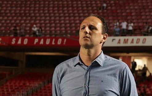 Rogério Ceni é diagnosticado com Covid