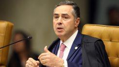 Barroso a Lewandowski: 'O crime compensa para Vossa Excelência'