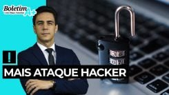 Boletim A+:  mais ataque hacker