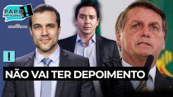 Bolsonaro tem medo - PAPO com Claudio Dantas