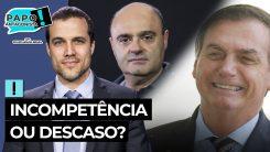 """Pazuello, o """"especialista em logística"""" - Papo com Mario Sabino"""