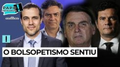 AO VIVO: A turma da boquinha contra o emprego de Sergio Moro - Papo Antagonista com Diogo Mainardi