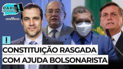 AO VIVO: O golpe da reeleição - Papo Antagonista com Crusoé
