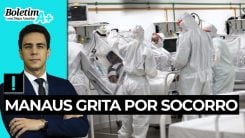 Boletim A+: Manaus grita por socorro