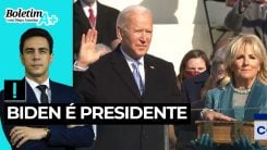 Boletim A+: Biden é presidente