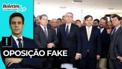 Boletim A+: oposição fake