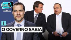 AO VIVO: UM PAÍS SUFOCADO - Papo Antagonista com senador Plínio Valério e Crusoé