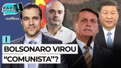 AO VIVO: O PRESIDENTE PARASITA - Papo Antagonista com Mario Sabino