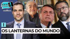 AO VIVO: A QUEDA DE BOLSONARO - Papo Antagonista com José Nêumanne Pinto
